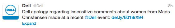 Dell-apology-sexism