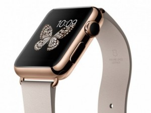guld apple watch 2