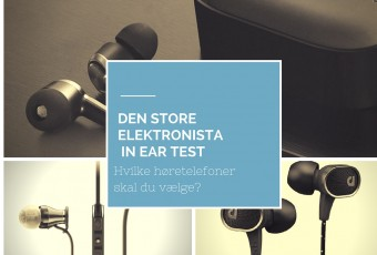 Den store In Ear Test