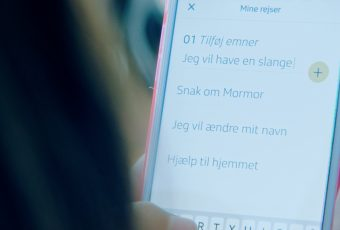 Conversations Made Easy - app til samtaler