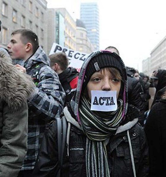 ACTA- HVORFOR KOGER INTERNETTET?