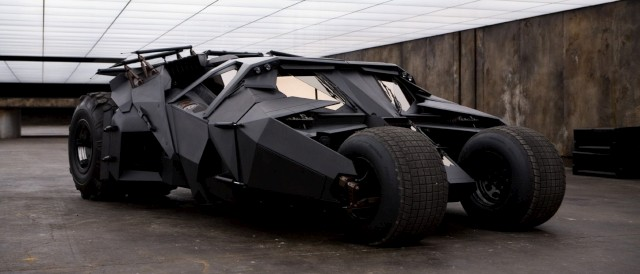Batman Mobil