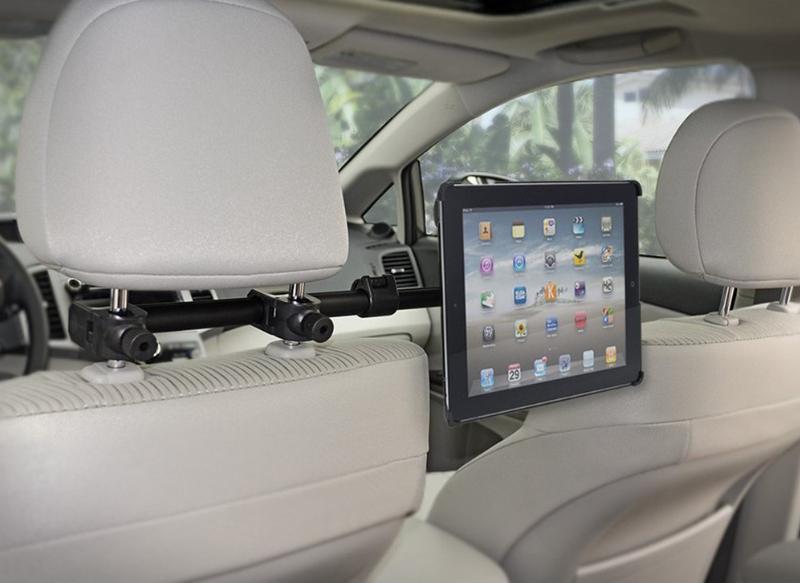 iPad-holder-bilen