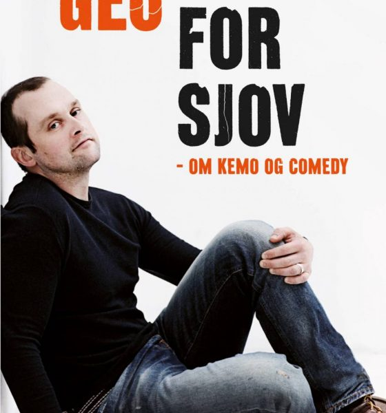IKK FOR SJOV- EBOG OM KEMO OG COMEDY