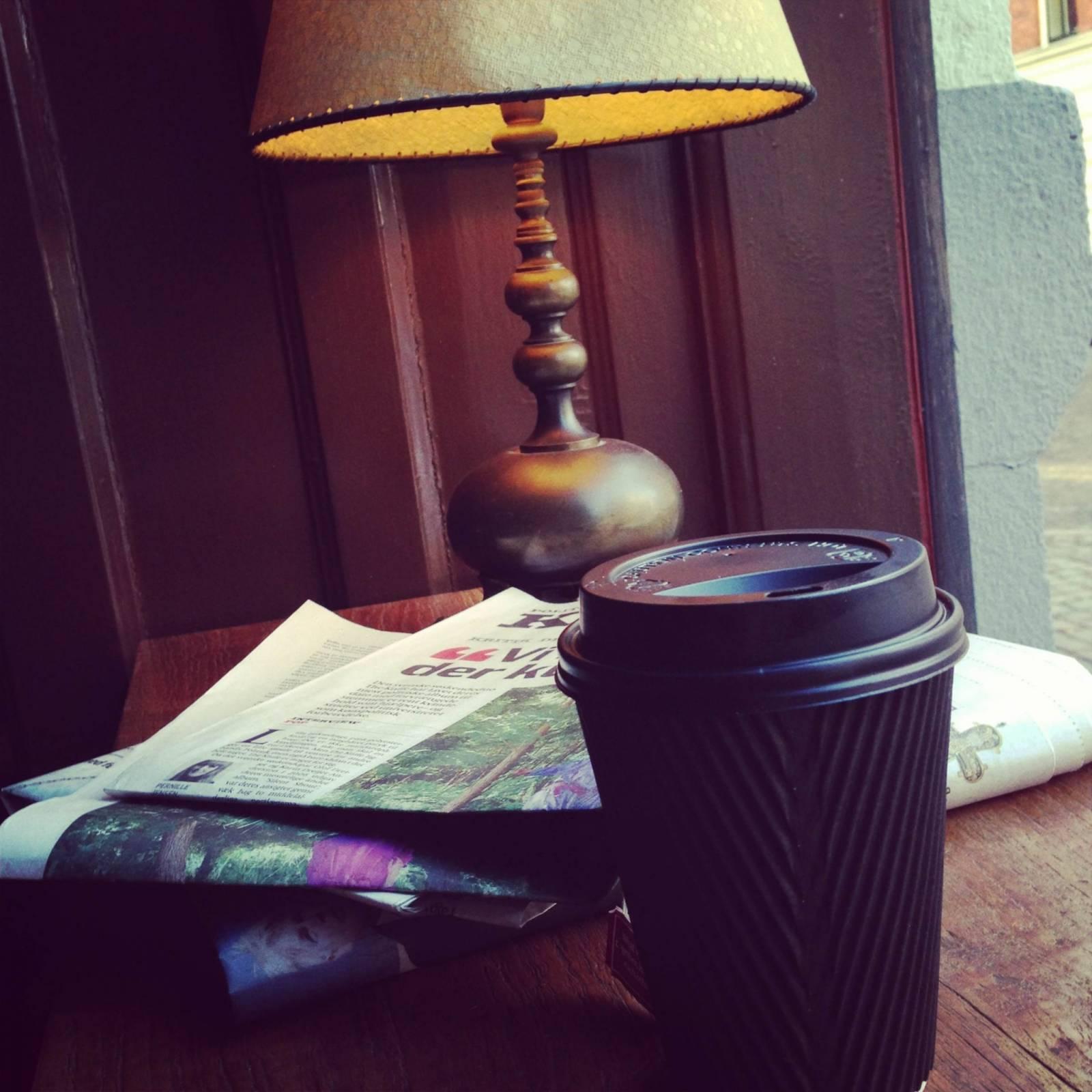 I kampen om vores tid ender papiravisen som en luksusvare