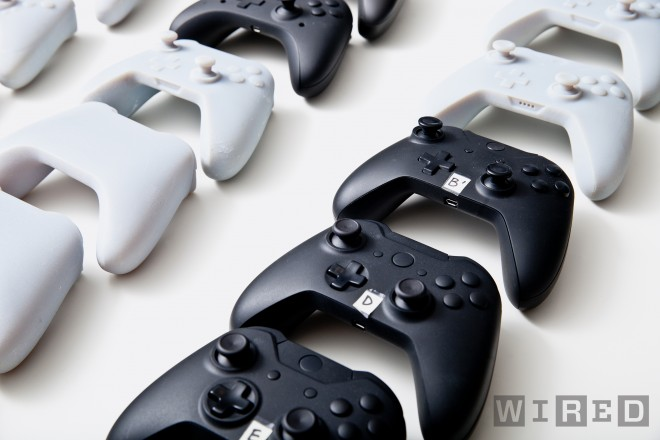 Der blev lavet mere end 100 forskellige prototyper af den nye Xbox One controller