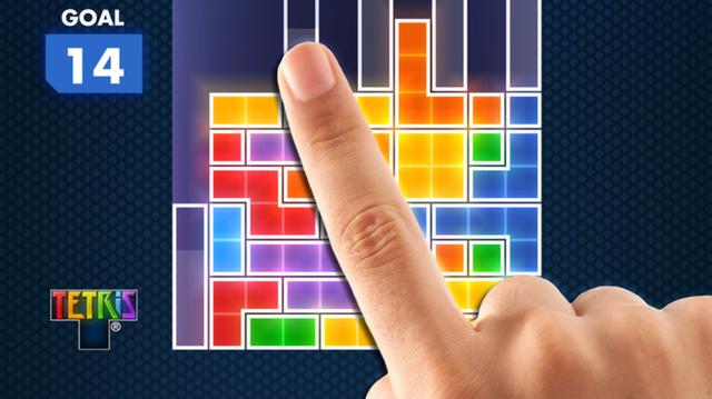tetris spil