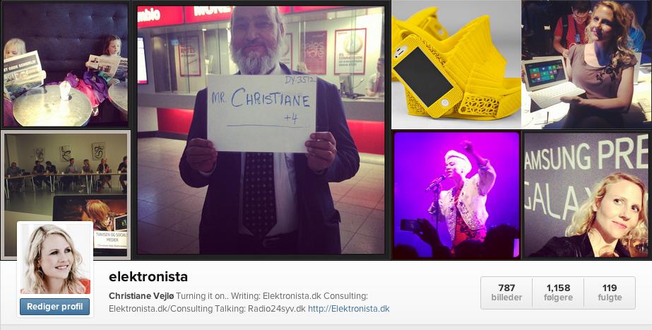 Elektronista-Instagram