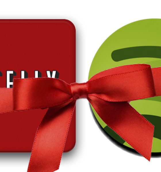 3. adventsgave – Gratis abonnement til Netflix & Spotify