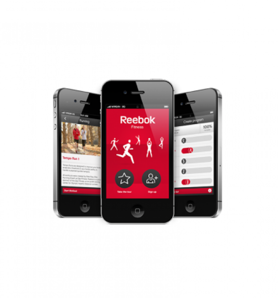 Motiverende fitness-app