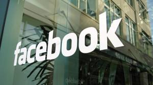 facebook standard foto på glas