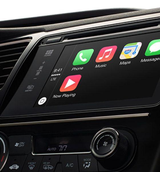 Træt af kabler og bluetooth udstyr i bilen? Apple har løsningen!