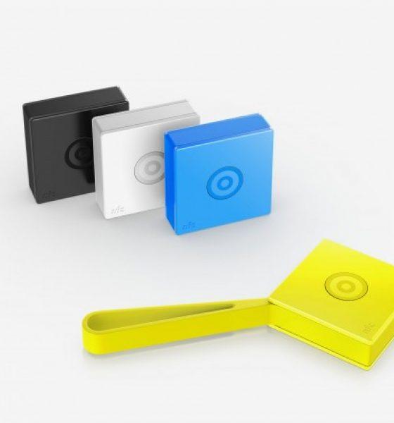 Nøgleringen skriger, hvis du mister dine nøgler