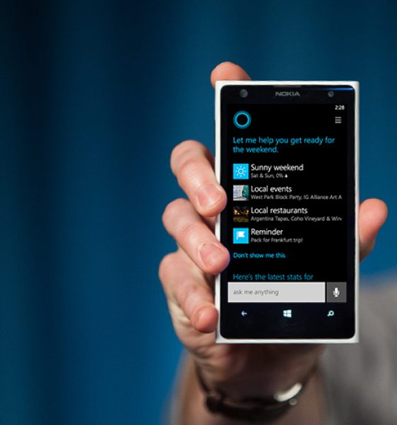 Windows Phone opdateres til 8.1