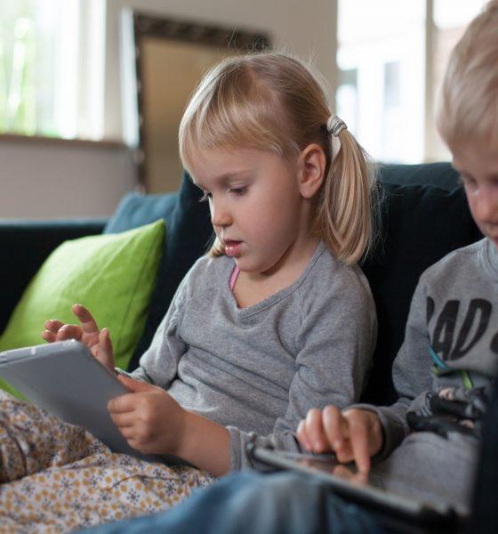 Ny eventyrlig app med bogunivers for børn