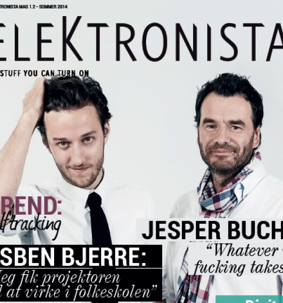 Hot Summer Edition af Elektronista Mag klar til download