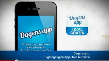 Dagens gratis app iphone