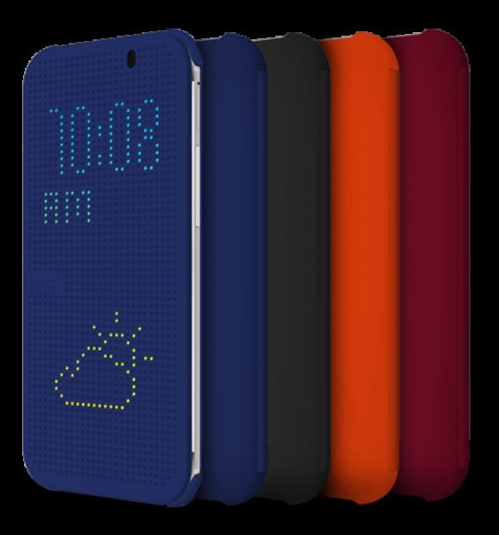 Smart cover viser notifikationer med prikker
