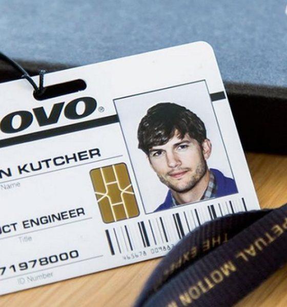 Ashton Kutcher som produktudvikler for Lenovo