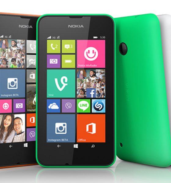 Vanvittigt billig Lumia