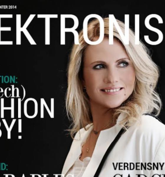 Elektronista Mag 1.3- Fashion edition- også til Android