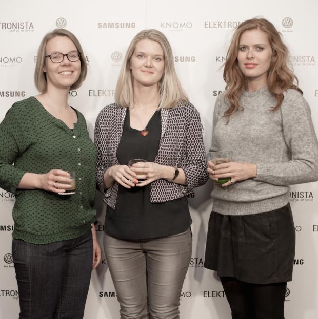 Ea Luise Andersen, Heidi Lundø, Mette Just Jacobsen- Wemind