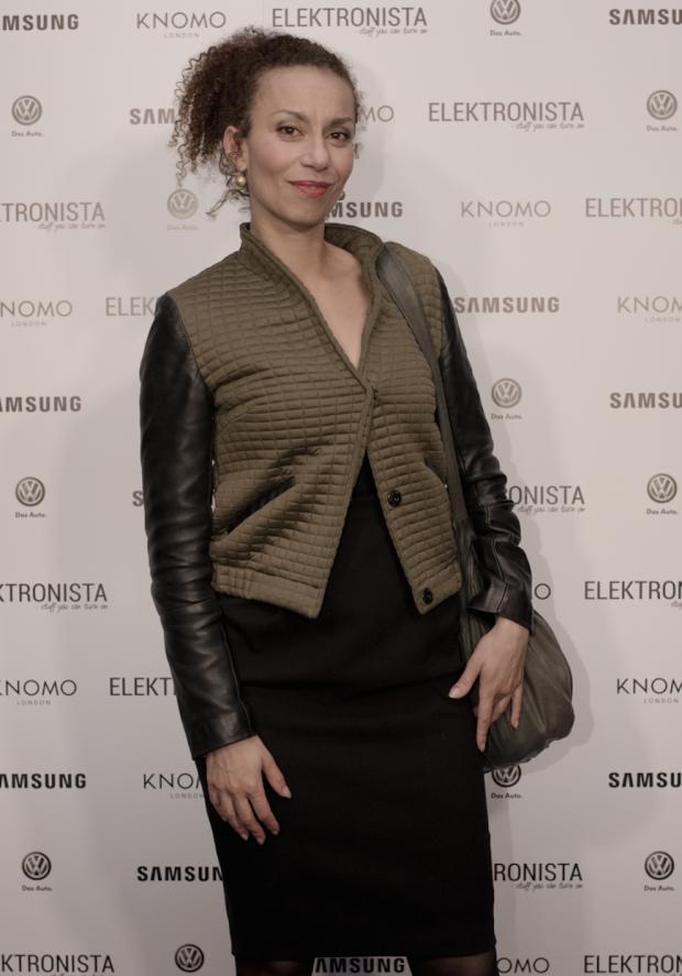 Skuespiller Laura Müller