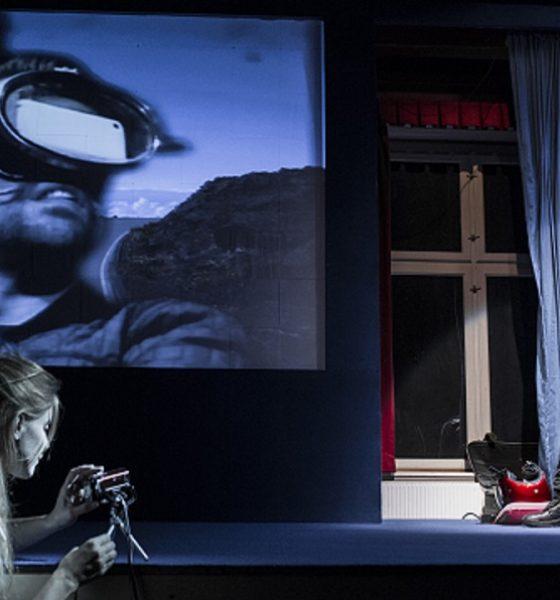 Et moderne teatereventyr med den nyeste digitale teknologi