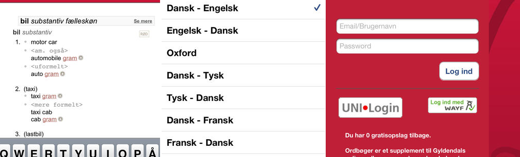 ordbog gyldendal gskoler