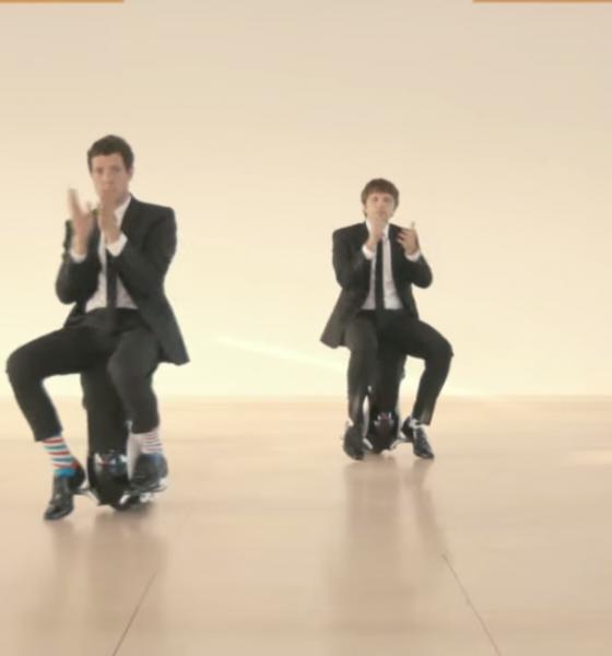 Skør Segway dansevideo når 15 mio på Youtube