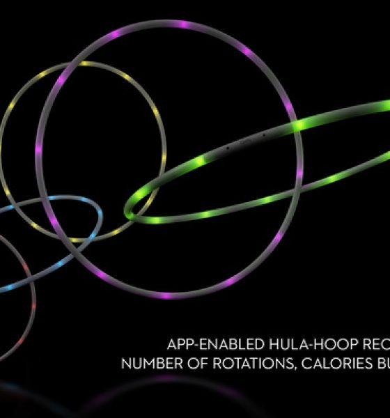 Strammere talje med smart hulahop