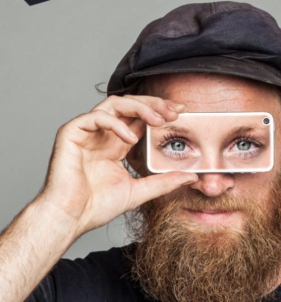 App giver blinde øjne at se med
