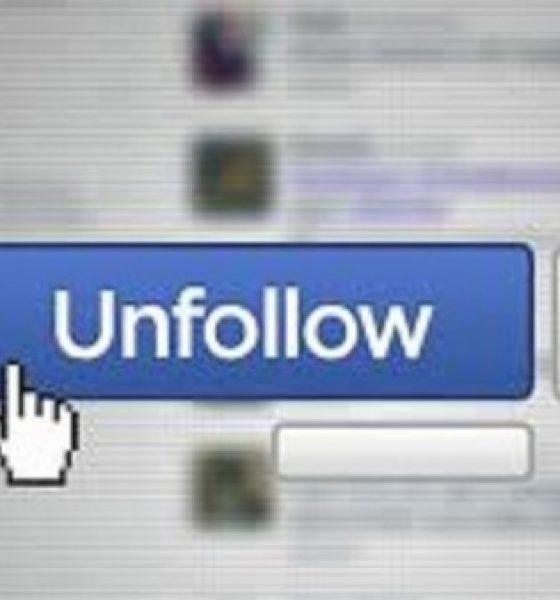 Sådan fjerner du følgere på Facebook