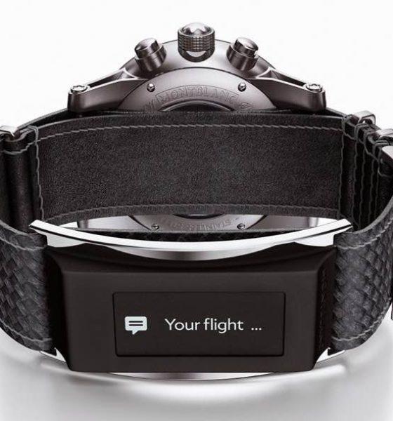 Klassisk ur og smartwatch i samme armbånd