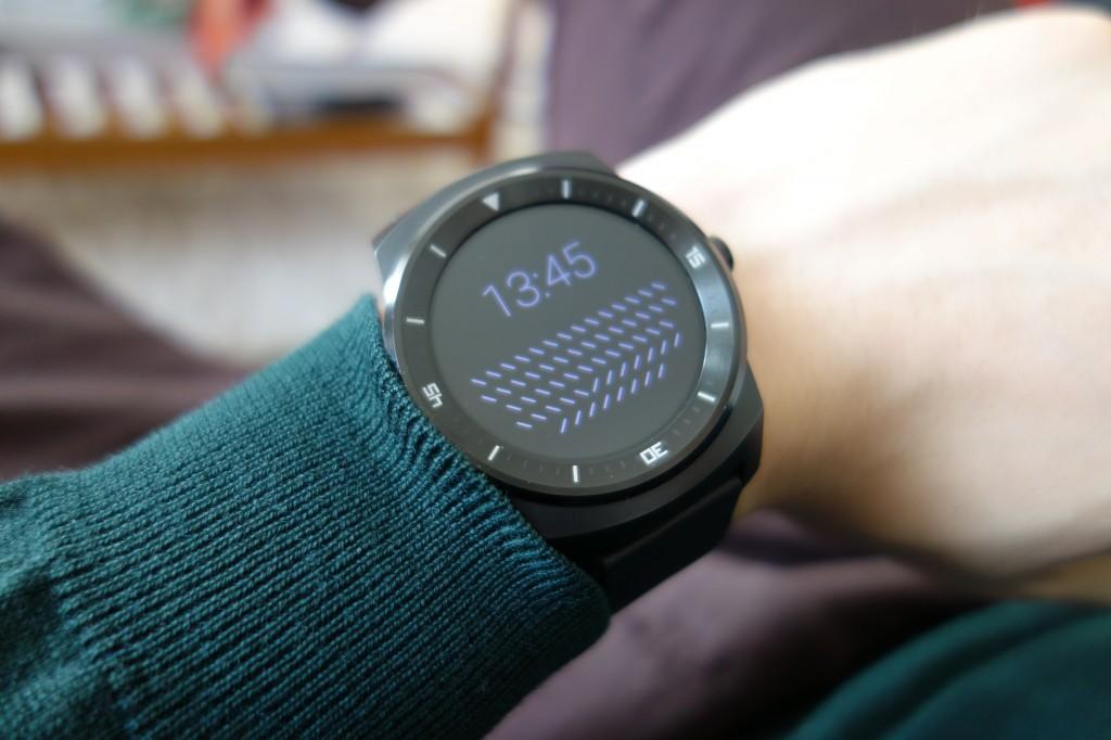 LG G-Watch R Smartwatch