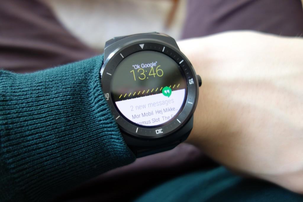 LG G-Watch R Smartwatch 2