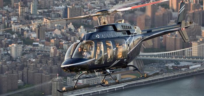 Helikopter-uber