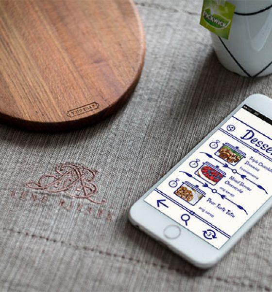 FooDoo samler alle dine opskrifter i én app