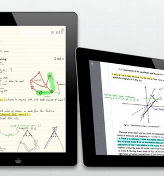 Lifehack til møder- Saml rapporter og håndskrevne noter på tablet