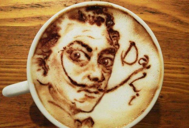 kaffe art motiv 5