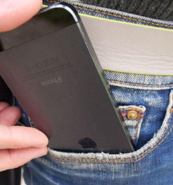 Nye herretrusser beskytter mod skadelig stråling fra mobilen