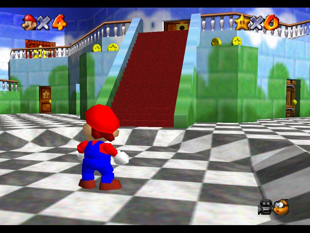 Super Mario 64 - Spillet der introducerede det moderne 3D platformsspil