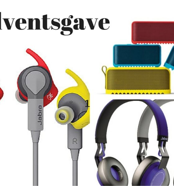 Give away- 1. Gadget adventsgave- Værdi 2683 kr.