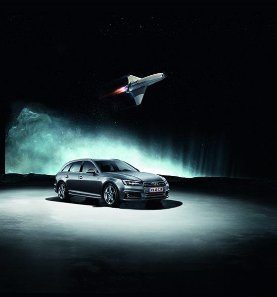 Den nye Audi A4 er et kinderæg – praktisk, lækker og funktionel
