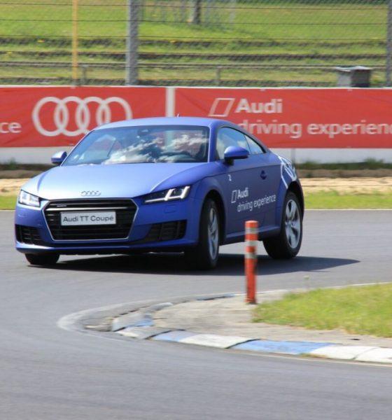 Giveaway – Vind en vild tur på racerbanen med Audi