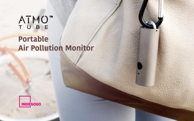 Atmotube - air polution monitor