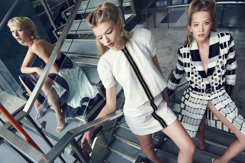 Billede fra den danske designer Freya Dalsjø, der nævnes som et bud på en dansk, eksperimenterende designer i Modestof.
