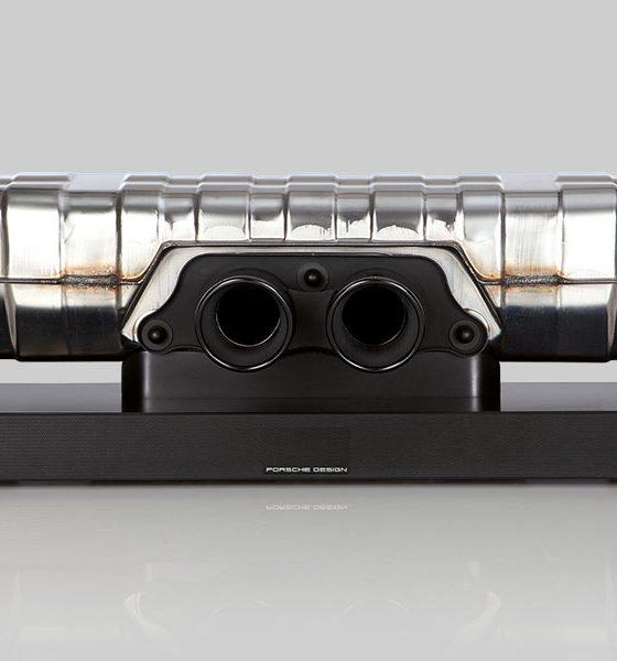 Gør Porsche 911 til soundbar under dit tv