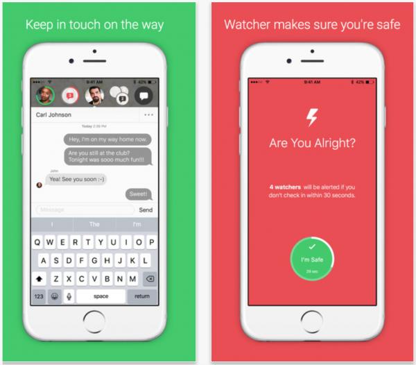 watcher app