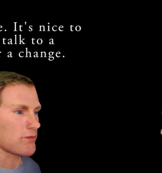 Når to robotter taler sammen- scary!